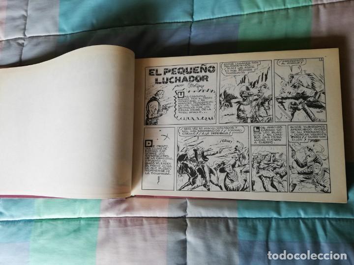 Tebeos: EL PEQUEÑO LUCHADOR - Foto 11 - 209860800
