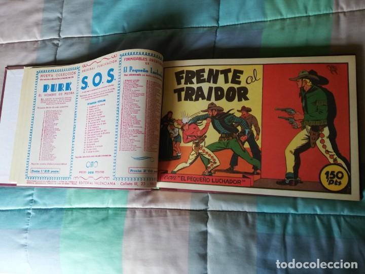 Tebeos: EL PEQUEÑO LUCHADOR - Foto 13 - 209860800