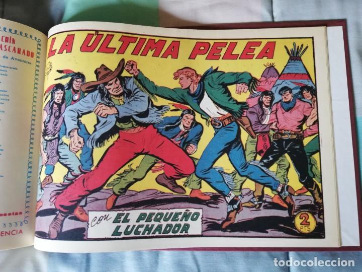 Tebeos: EL PEQUEÑO LUCHADOR - Foto 26 - 209860800