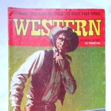 Giornalini: WESTERN Nº 8 - OCHO - LA MEJOR SELECCION DEL COMIC DEL OESTE PARA TODOS. Lote 210039533