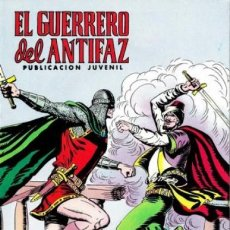 Tebeos: EL GUERRERO DEL ANTIFAZ- REEDICIÓN COLOREADA- PORTADAS NUEVAS - Nº 155- 1975-BUEN ESTADO- LEAN-3751. Lote 210042565