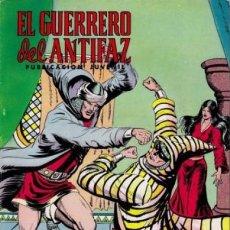 Tebeos: EL GUERRERO DEL ANTIFAZ- REEDICIÓN COLOREADA- PORTADAS NUEVAS- Nº 162- 1975- BUENO- LEAN-3752. Lote 210044950