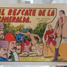 Tebeos: ROBERTO ALCAZAR Y PEDRIN Nº 31 ''EL RESCATE DE LA ESMERALDA'' - VALENCIANA - 1982. Lote 210075010