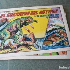 Tebeos: EL GUERRERO DEL ANTIFAZ Nº 656. Lote 210111677