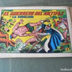 Tebeos: EL GUERRERO DEL ANTIFAZ Nº 652. Lote 210111831