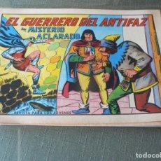 Tebeos: EL GUERRERO DEL ANTIFAZ Nº 646. Lote 210112023