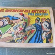 Tebeos: EL GUERRERO DEL ANTIFAZ Nº 640. Lote 210112617