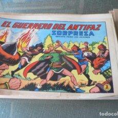 Tebeos: EL GUERRERO DEL ANTIFAZ Nº 626. Lote 210113397