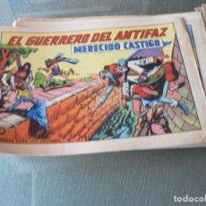 Tebeos: EL GUERRERO DEL ANTIFAZ Nº 625. Lote 210113521