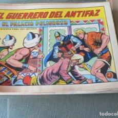 Tebeos: EL GUERRERO DEL ANTIFAZ Nº 624. Lote 210113547
