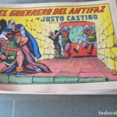 Tebeos: EL GUERRERO DEL ANTIFAZ Nº 615. Lote 210113965