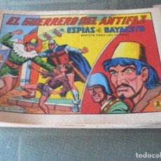 Tebeos: EL GUERRERO DEL ANTIFAZ Nº 614. Lote 210114013