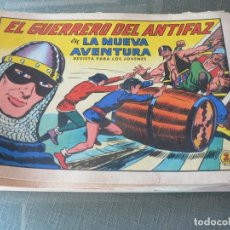 Tebeos: EL GUERRERO DEL ANTIFAZ Nº 612. Lote 210114088