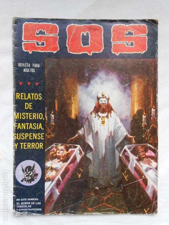 SOS Nº 18 EDITORIAL VALENCIANA (Tebeos y Comics - Valenciana - S.O.S)
