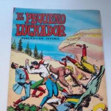 Tebeos: EL PEQUEÑO LUCHADOR - 48 - EL ODIO DE LOS SANDERS - MANUEL GAGO - VALENCIANA. Lote 210167335
