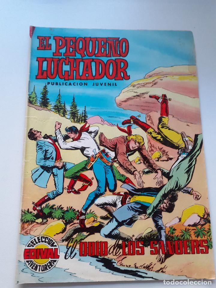 EL PEQUEÑO LUCHADOR - 48 - EL ODIO DE LOS SANDERS - MANUEL GAGO - VALENCIANA (Tebeos y Comics - Valenciana - Pequeño Luchador)