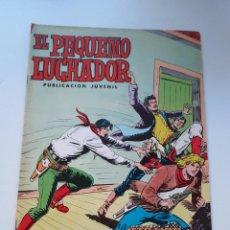 Tebeos: EL PEQUEÑO LUCHADOR - 49 - EL CASTIGO DE TRES BANDIDOS - MANUEL GAGO - VALENCIANA. Lote 210168262