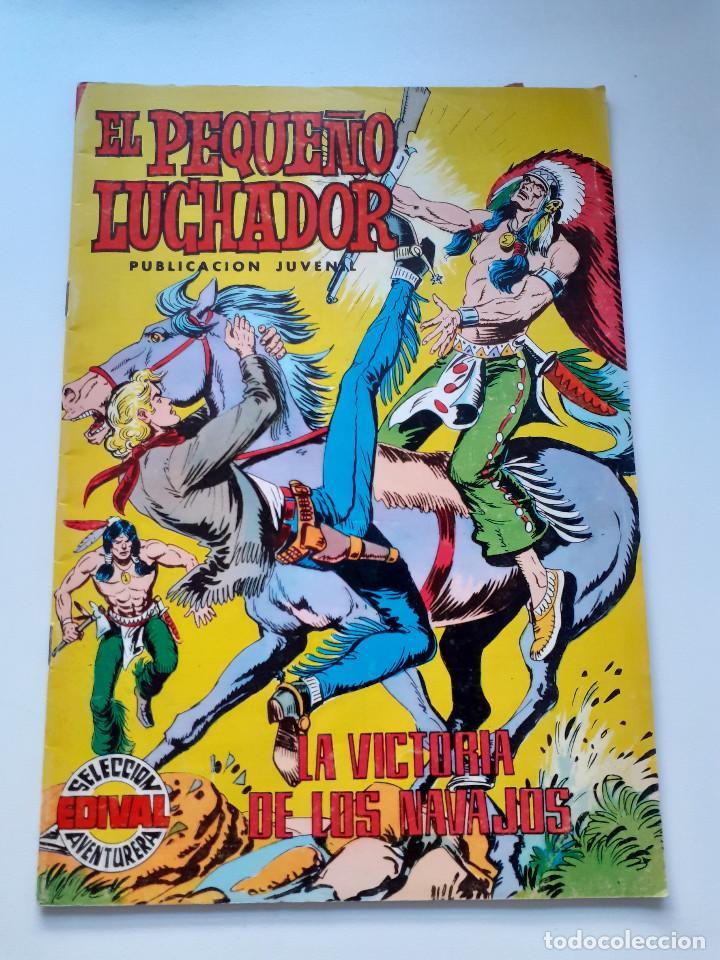 EL PEQUEÑO LUCHADOR - 56 - LA VICTORIA DE LOS NAVAJOS - MANUEL GAGO - VALENCIANA (Tebeos y Comics - Valenciana - Pequeño Luchador)
