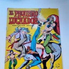 Tebeos: EL PEQUEÑO LUCHADOR - 56 - LA VICTORIA DE LOS NAVAJOS - MANUEL GAGO - VALENCIANA. Lote 210168445