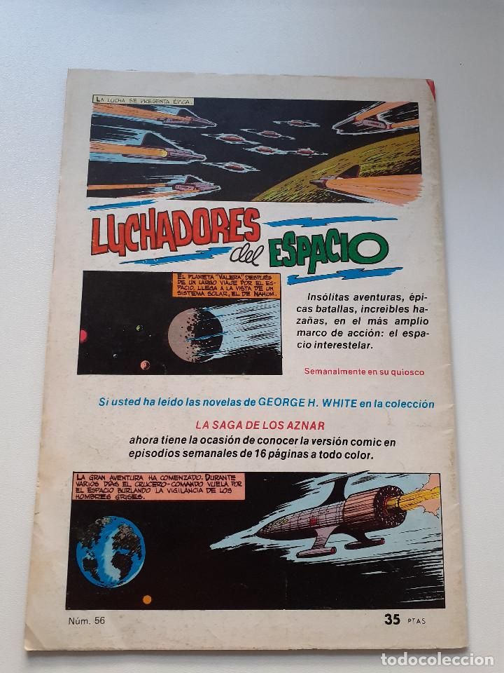 Tebeos: EL PEQUEÑO LUCHADOR - 56 - LA VICTORIA DE LOS NAVAJOS - MANUEL GAGO - VALENCIANA - Foto 2 - 210168445