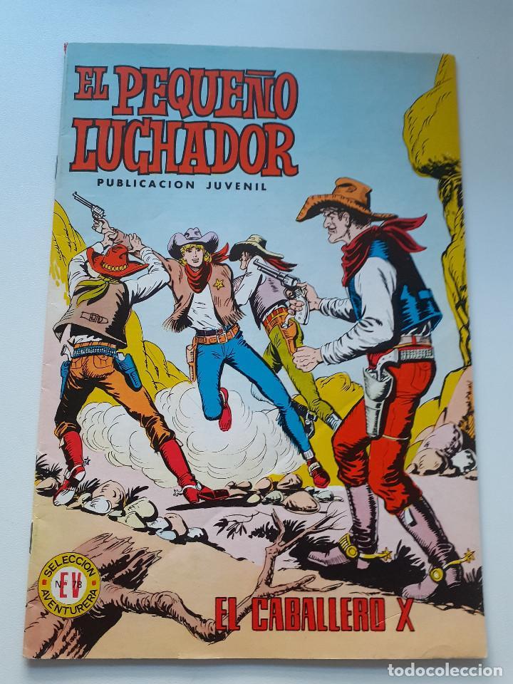 EL PEQUEÑO LUCHADOR - 67 - EL CABALLERO X - MANUEL GAGO - VALENCIANA (Tebeos y Comics - Valenciana - Pequeño Luchador)