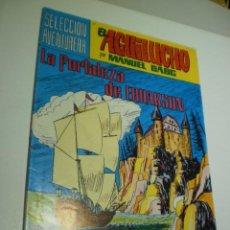 Tebeos: EL AGUILUCHO, MANUEL GAGO. Nº 40 1982 (ESTADO NORMAL). Lote 210228146