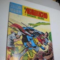 Tebeos: EL AGUILUCHO, MANUEL GAGO. Nº 35 1982 (ESTADO NORMAL). Lote 210228417
