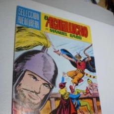 Tebeos: EL AGUILUCHO, MANUEL GAGO. Nº 22 1981 (ESTADO NORMAL). Lote 210228608
