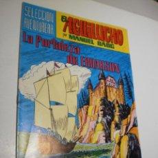 Tebeos: EL AGUILUCHO, MANUEL GAGO. Nº 40 1982 (ESTADO NORMAL). Lote 210228888