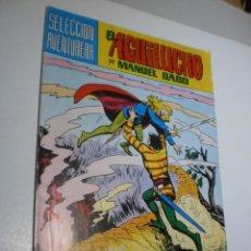 Tebeos: EL AGUILUCHO, MANUEL GAGO. Nº 8 1981 (ESTADO NORMAL). Lote 210229460
