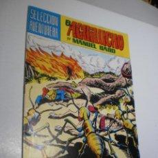 Tebeos: EL AGUILUCHO, MANUEL GAGO. Nº 5 1981 (ESTADO NORMAL). Lote 210230808