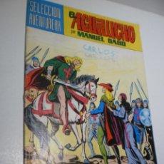 Tebeos: EL AGUILUCHO, MANUEL GAGO. Nº 31 1982 (CON ESCRITURA EN PORTADA). Lote 210231198