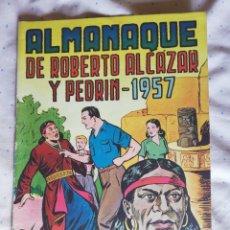 Tebeos: ROBERTO ALCÁZAR Y PEDRÍN. Lote 210249770