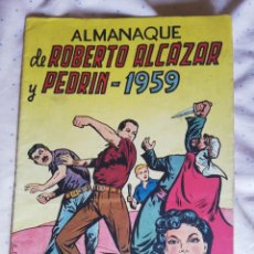 Tebeos: ROBERTO ALCÁZAR Y PEDRÍN. Lote 210249981
