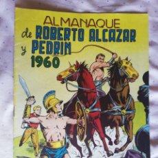 Tebeos: ROBERTO ALCÁZAR Y PEDRÍN. Lote 210250093