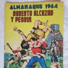 Tebeos: ROBERTO ALCÁZAR Y PEDRÍN. Lote 210333483