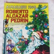 Tebeos: ROBERTO ALCÁZAR Y PEDRÍN. Lote 210338622