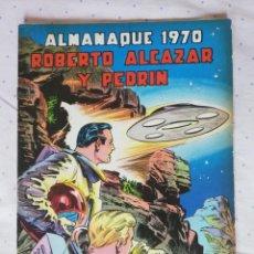 Tebeos: ROBERTO ALCÁZAR Y PEDRÍN. Lote 210338796