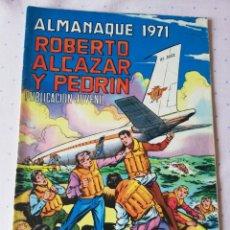 Tebeos: ROBERTO ALCÁZAR Y PEDRÍN. Lote 210338941