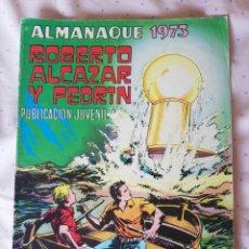 Tebeos: ROBERTO ALCÁZAR Y PEDRÍN. Lote 210339231