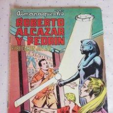 Tebeos: ROBERTO ALCÁZAR Y PEDRÍN. Lote 210339620