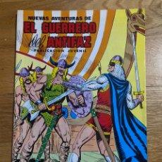 Tebeos: NUEVAS AVENTURAS DE EL GUERRERO DEL ANTIFAZ EL NAVIO VIKINGO NÚMERO 101. Lote 210348311