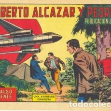 Tebeos: ROBERTO ALCÁZAR Y PEDRIN-SEMANAL- Nº 797 -EL FALSO AGENTE-1967-CON FOLLETO-DIFÍCIL-BUENO-LEAN-3782. Lote 210371540