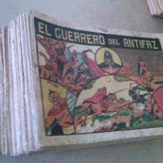 Tebeos: EL GUERRERO DEL ANTIFAZ -COMPLETA , ORIGINAL 668 NºS - VER FOTOS. Lote 210378983