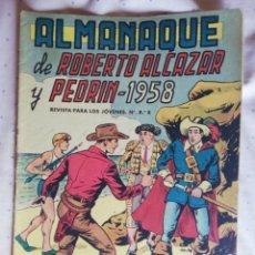 Tebeos: ROBERTO ALCÁZAR Y PEDRÍN. Lote 210399943