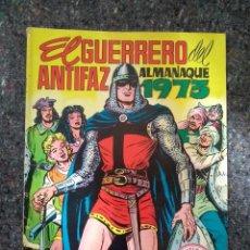 Tebeos: EL GUERRERO DEL ANTIFAZ ALMANAQUE 1973. Lote 210437998