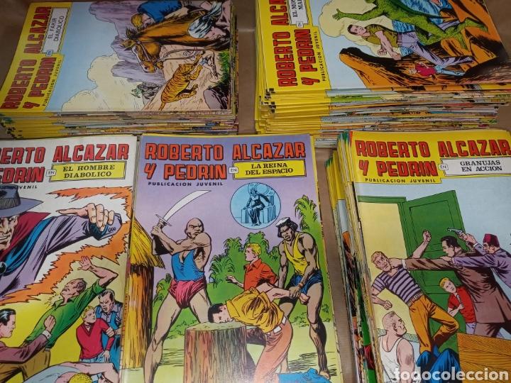 COLECCIÓN COMPLETA ROBERTO ALCAZAR Y PEDRIN 283 NÚMEROS SEGUNDA ÉPOCA (Tebeos y Comics - Valenciana - Roberto Alcázar y Pedrín)
