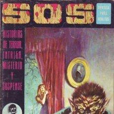 Tebeos: SOS -I ÉPOCA - Nº 14 -GRANDES V. VAÑÓ-MANUEL GAGO-MORENO CASARES-1975-MUY DIFÍCIL-BUENO-LEAN-3815. Lote 210736831