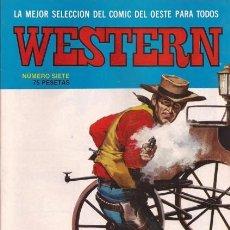 Tebeos: WESTERN-VALENCIANA- Nº 7 -EL MEJOR CÓMIC DEL OESTE-1982-BUENO-DIFÍCIL-LEAN- 3828. Lote 210956412