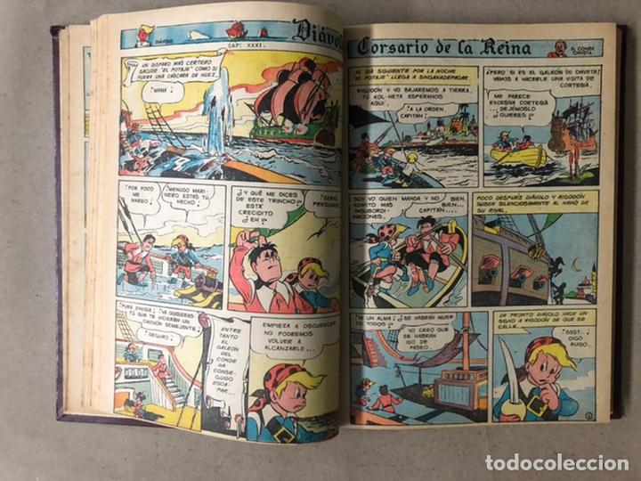 Tebeos: PUMBY + SUPER PUMBY TOMO CON 16 TEBEOS (EDITORIAL VALENCIANA AÑOS 60) ENCUADERNADO - Foto 12 - 210957006